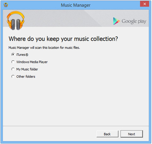 how to buy music on itunes on android