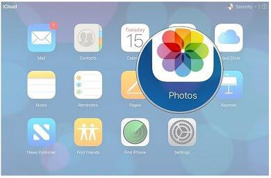 2 Ways] How to Access iCloud Photos on Android - samsung