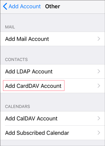 transfer contacts from samsung to iphone with google account