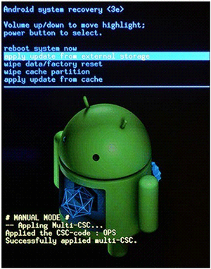 Fix Android Stuck with Android System Recovery