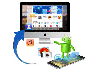backup android to mac