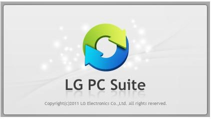 lg pc suite backup contacts