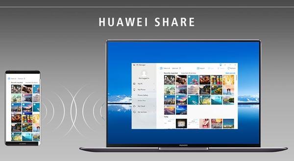 huawei to mac transfer with huawei share