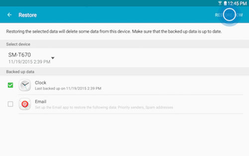 Full Guide on Samsung Backup and Restore - 3 Effective Methods