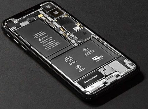 fix a dead android phone by changing a battery