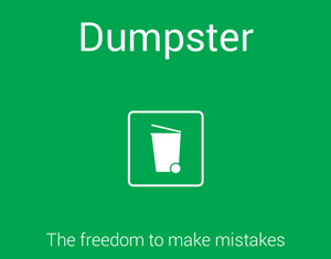 restore deleted folders on android by dumpster