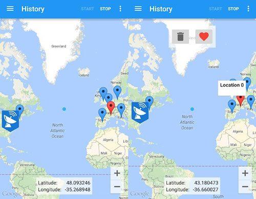 use mock location on huawei via fake gps