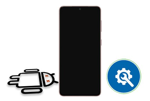 how to flash a dead android phone