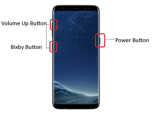 how to get into a locked samsung phone with factory reset