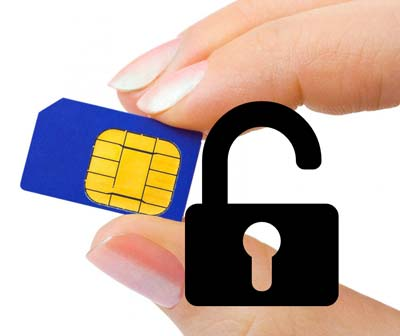 how to access sim card contacts on android when it is blocked