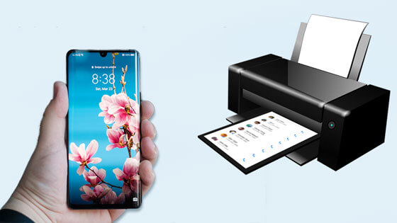 how to print out contact list from android phone