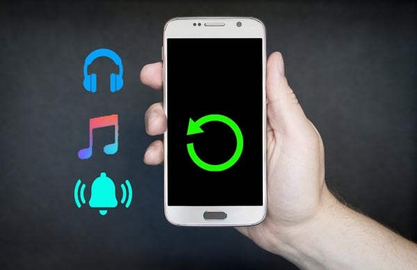 how to recover deleted audio files from android phone