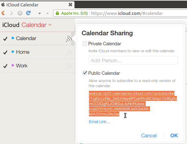 iCloud Calendar on Android: How to Sync iCloud Calendars to