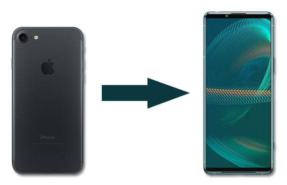 iphone to sony transfer