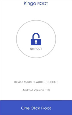 kingo root android version