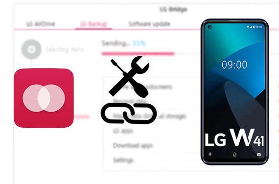 lg bridge cannot connect