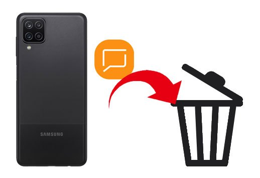 how to permanently delete deleted text messages samsung