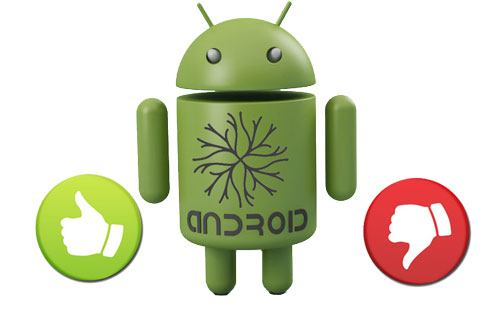 pros and cons of rooting an android device