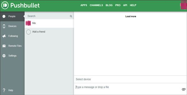 use the alternative to airdroid