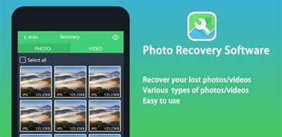 recover camera photos via find  my photo app