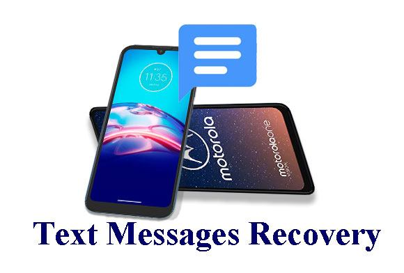 recover deleted text messages motorola or other android phones