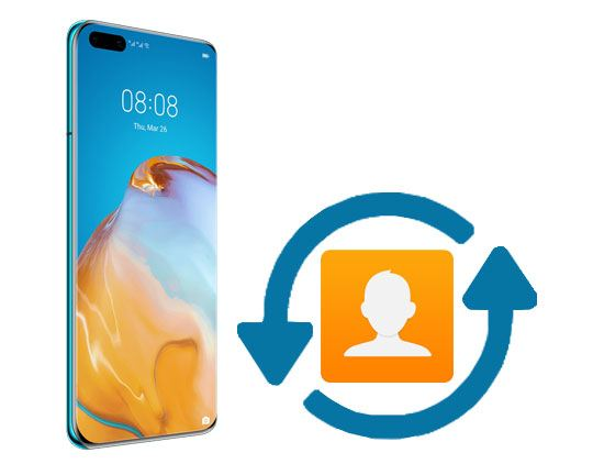 how to recover lost contacts on huawei