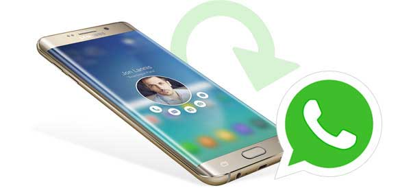 Easy Way to Restore WhatsApp Data on Samsung Galaxy S/Note