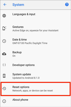 retrieve deleted texts on pixel via google account