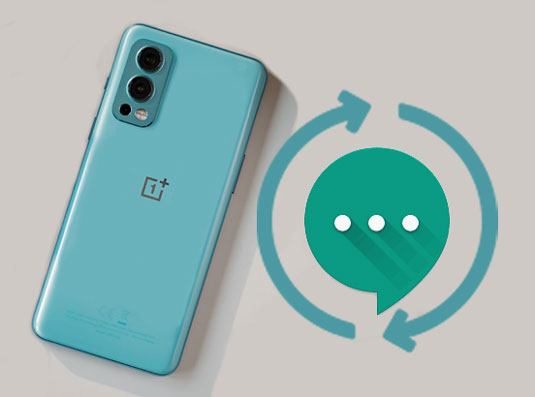 how to retrieve deleted messages on oneplus