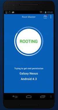 a useful app for rooting android phone