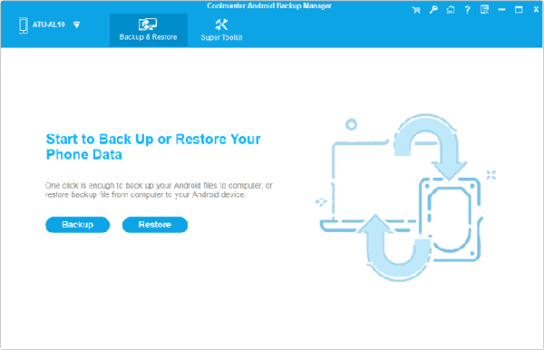 connect vivo phone to pc via samsung backup and restore