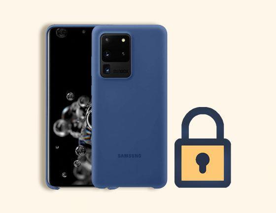 intelligent lock screen on samsung