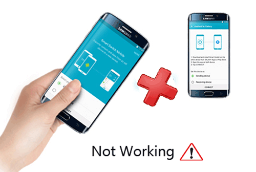How to Fix Samsung Smart Switch Not Working [Resolved]