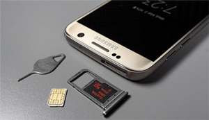 move files to an sd card for freeing up samsung internal memory