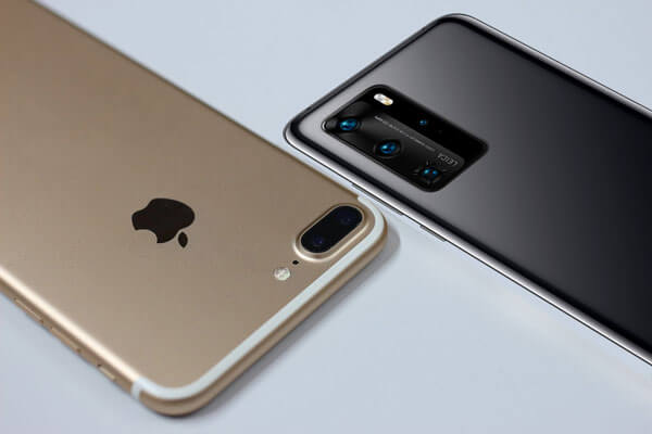 transfer from iphone to huawei
