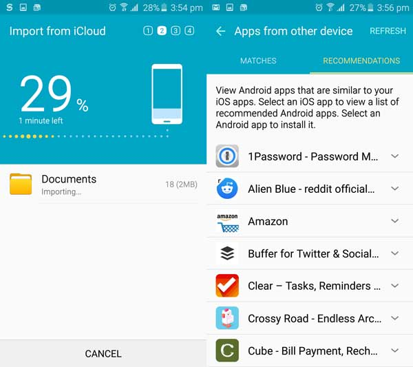 How to Transfer iCloud to Android Effectively [2 Methods
