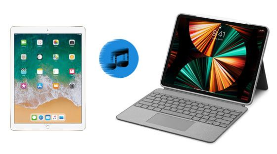 how to transfer music from ipad to new ipad