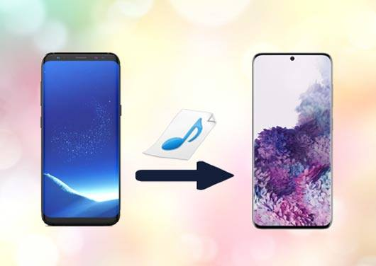 how to transfer music from samsung to samsung