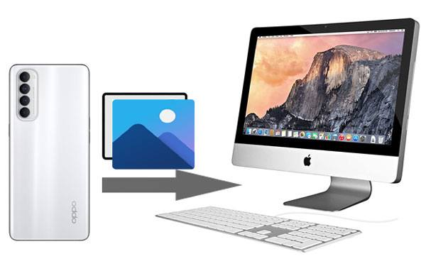 transfer photos from android to mac wirelessly