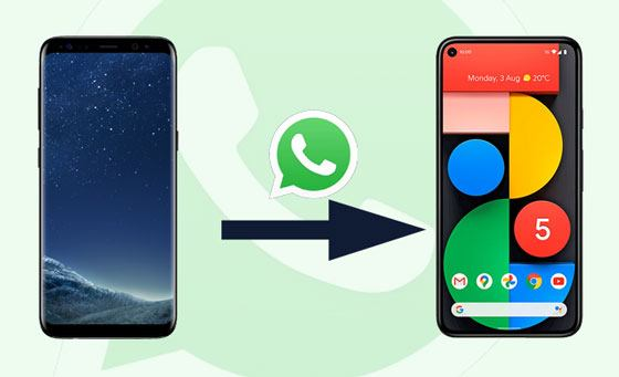 how to transfer whatsapp to new phone