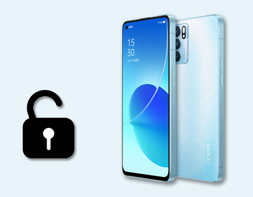 how to unlock oppo phone without password