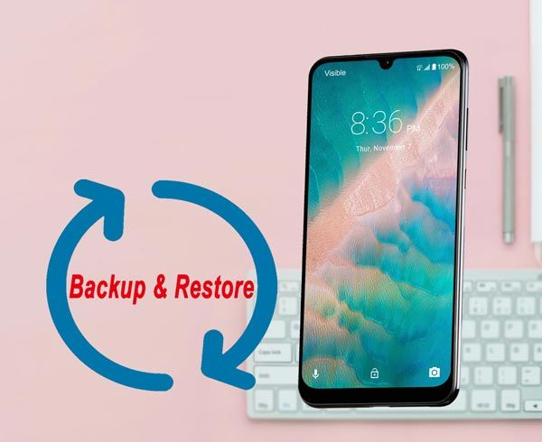 zte backup and restore
